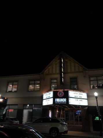 Oscar-nominated films Little Women, Star Wars: End of Skywalker, and 1917 showing at local movie theater. Uncut Gems didn't receive any nominations.