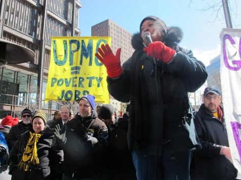 WESA, UPMC Workers Say Debt To Their Employer An Example Of Hospital System Exploiting Tax Exempt Status, 2019