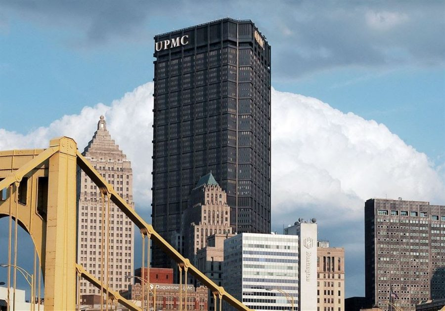 UPMC Buys the City of Pittsburgh